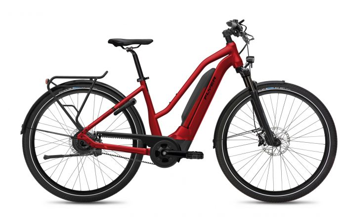 Flyer Upstreet5 7.03 630Wh Mixed Mercury Red Gloss (2021)