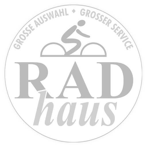Vaude Helmet Raincover - red