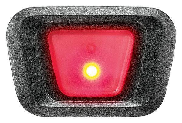 Uvex plug-in LED für finale visor Helme