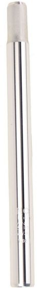 Fuxon Sattelsütze Kerze 300 mm, Alu, CNC, silber