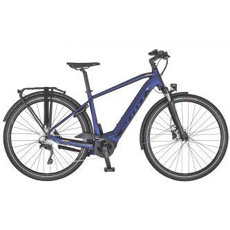 Scott Sub Tour eRide 10 625Wh Herren blue (2020)