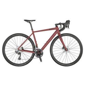Scott Contessa Speedster Gravel 15 Red (2021)
