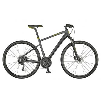 Scott Sub Cross 30 Black/Grey (2021)