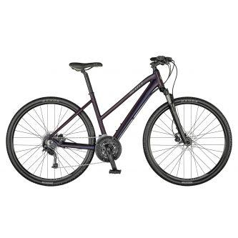 Scott Sub Cross 30 Trapez black/purple (2021)