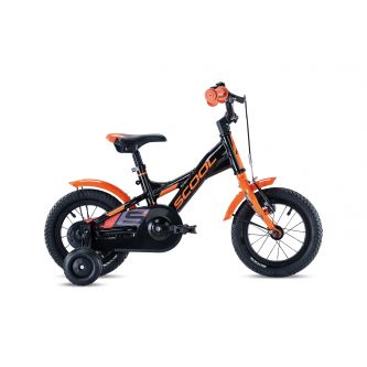 S'cool XXlite alloy 12 black/orange (2020)