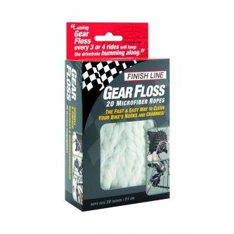Finish Line Gear Floss Reinigungsfäden