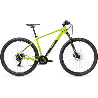 Cube Aim Pro 27.5 green´n´black (2021)