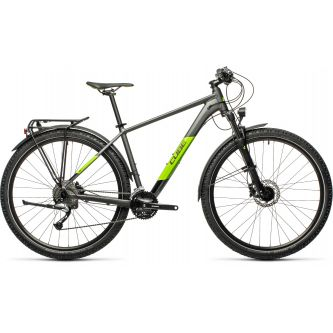 Cube Aim SL Allroad 27.5 grey´n´green (2021)