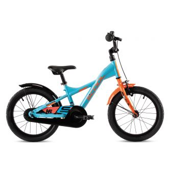 S'cool XXlite steel 16 petrol/orange (2020)