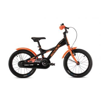 S'cool XXlite alloy 16 black/orange (2020)