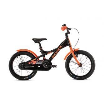 S'cool XXlite alloy 16 black/orange (2020)