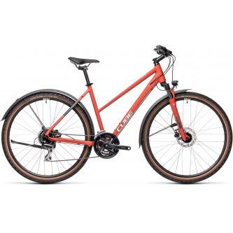 Cube Nature Allroad Trapez red´n´grey (2021)