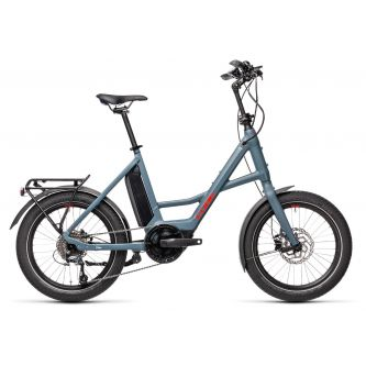 Cube Compact Hybrid Sport blue´n´red (2021)