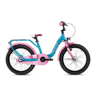 S'cool niXe street alloy 18 3-S turquoise/pink (2020)
