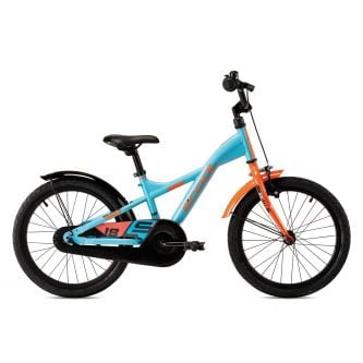 S'cool XXlite steel 18 petrol/orange (2020)