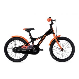 S'cool XXlite alloy 18 black/orange (2020)