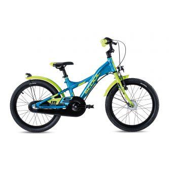S'cool XXlite Street alloy 18-3 blue/lemon metalic (2020)