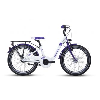 S'cool chiX alloy 20 3-S white/violett (2021)