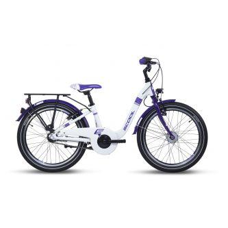 S'cool chiX alloy 20 3-S white/violett (2021)