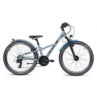 S'cool XXlite alloy 24 21-S grey/petrol (2021)