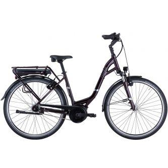 Pegasus Solero E8R Damen black berry (2021)
