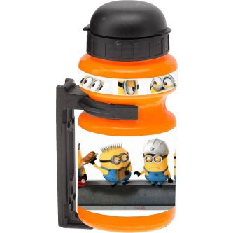 Bike Fashion Minions Trinkflasche 300ml