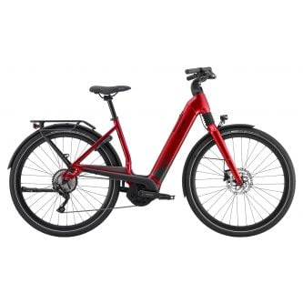 Cannondale Mavaro Neo 5+ Damen Candy Red (2021)