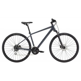 Cannondale Quick CX 3 Slate Gray (2021)