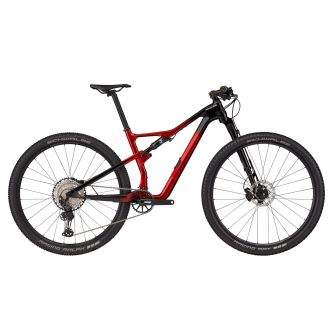 Cannondale Scalpel Carbon 3 Candy Red (2021)