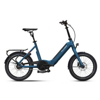 Flyer Upstreet2 5.01R 500Wh Jeans Blue Gloss (2020)