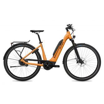 Flyer Upstreet5 7.03 630Wh Comfort Tangerine Orange Matt (2020)