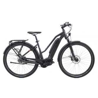 Flyer Upstreet5 7.03 600Wh Trapez anthracite (2019)