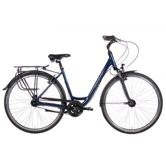 Gudereit Comfort 7.0 RT Einrohr dunkelblau (2021)