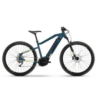 Haibike HardNine 5 500Wh blue/canary (2021)