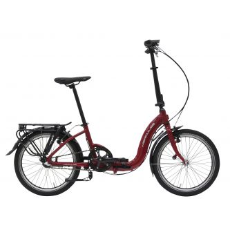 Hercules Versa R3 dark red shiny (2021)