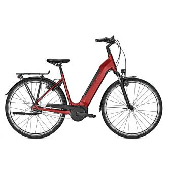 Kalkhoff Agattu 3.B Advance Damen 500Wh winered matt (2021)