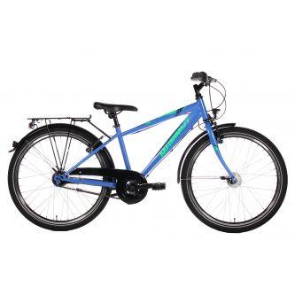 Mammut Sport 24 Zoll Dirt 7-Gang ultramarine blau (2021)