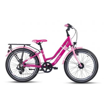 S'COOL chiX twin alloy 20-7 pink-pink (2022)