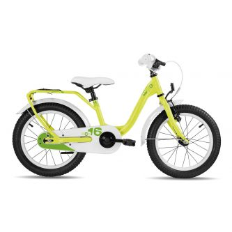 S'cool niXe 16 steel yellow/green (2017)