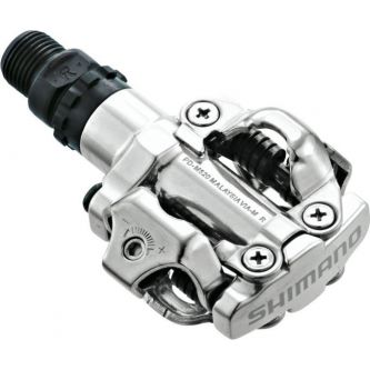 Shimano PD-M520 SPD Pedal silber