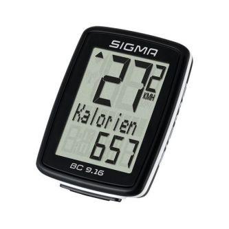 Sigma BC 9.16 Fahrrad Computer