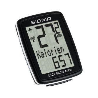 Sigma BC 9.16 ATS Fahrrad Computer (Kabellos)