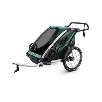 Thule Chariot Lite 2 Blue Grass/Black (2019)