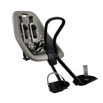 Thule Yepp Mini Kindersitz silver