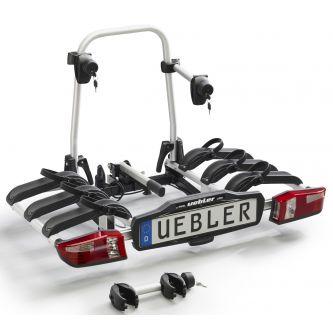 Uebler P32 S Kupplungsträger für 3 Fahrräder