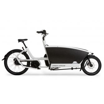 Urban Arrow Family 500Wh Zee Disc Brakes weiß (2020)