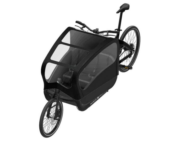 Triobike Cargo E 508Wh Shimano Zee schwarz (2020)