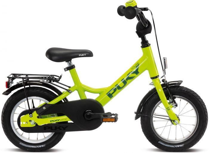 Puky YOUKE 12-1 Alu fresh green