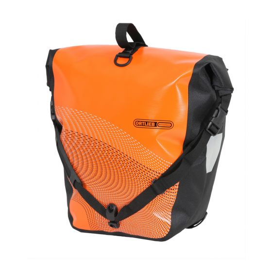 Ortlieb Back-Roller Design QL2.1 Paar orange-schwarz