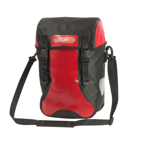Ortlieb Sport-Packer Classic QL2.1 Paar rot-schwarz